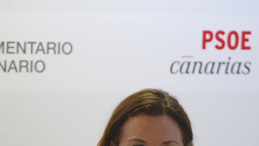 Ventura del Carmen Rodríguez, portavoz de Agricultura, Ganadería y Pesca del Grupo Parlamentario Socialista.