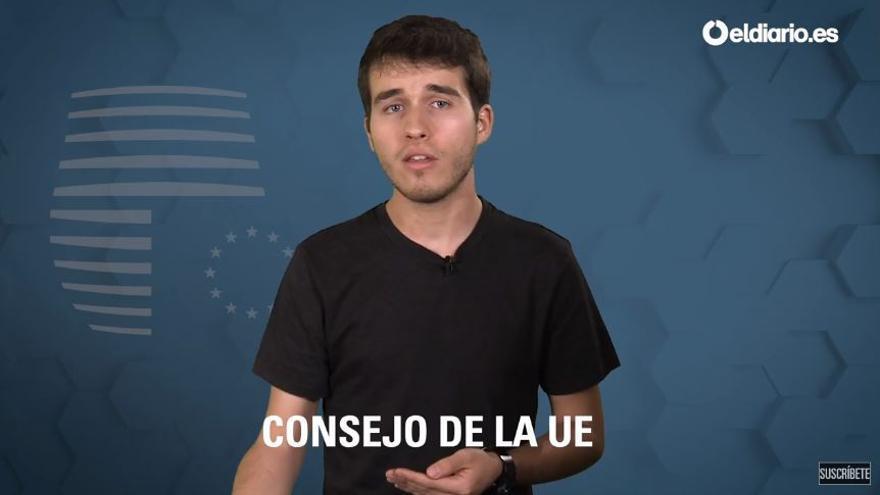 Vídeo instituciones europeas