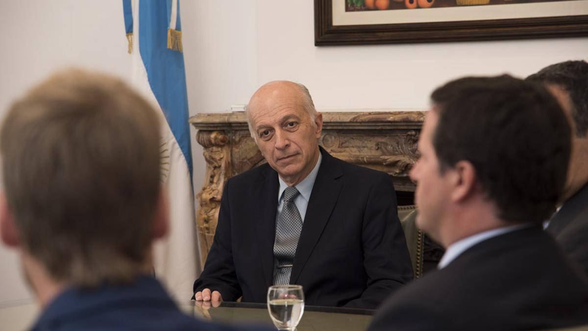Eduardo Casal, procurador interino