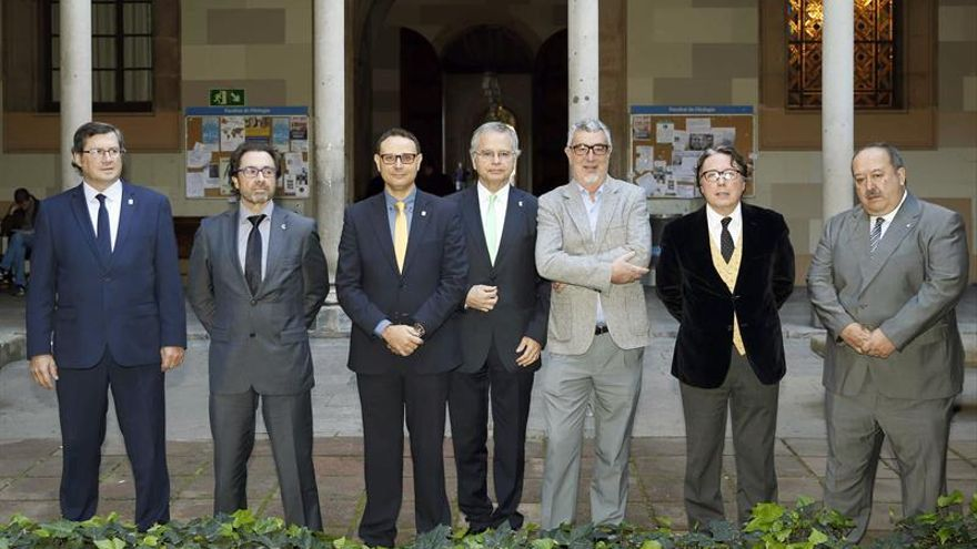 Siete candidatos compiten hoy para ser rector de Universidad de Barcelona