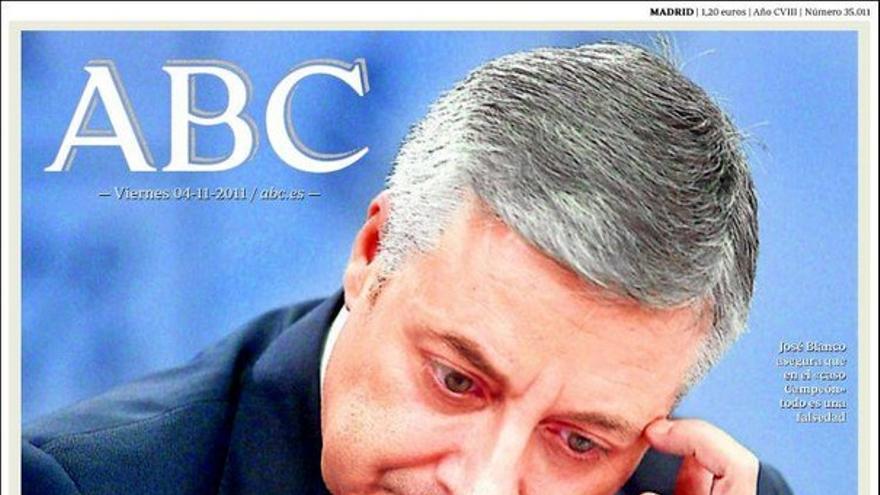 De las portadas del día (04/11/2011) #6