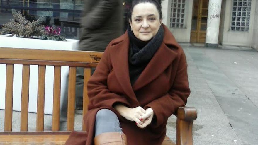 Rosario Goñi, de Economistas sin Fronteras .