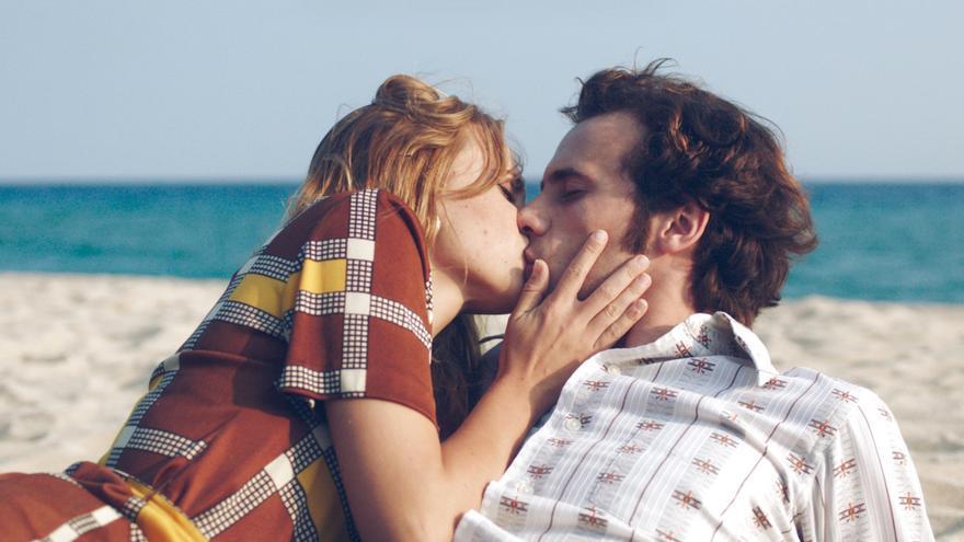 Aura Garrido y Oriol Pla protagonizan 'El día de mañana'