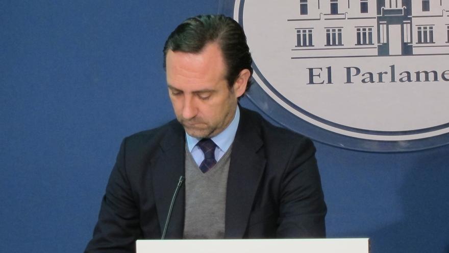 """Bauzá:"""" Si las afirmaciones de Bárcenas son ciertas, habrá que pedir responsabilidades"""""""