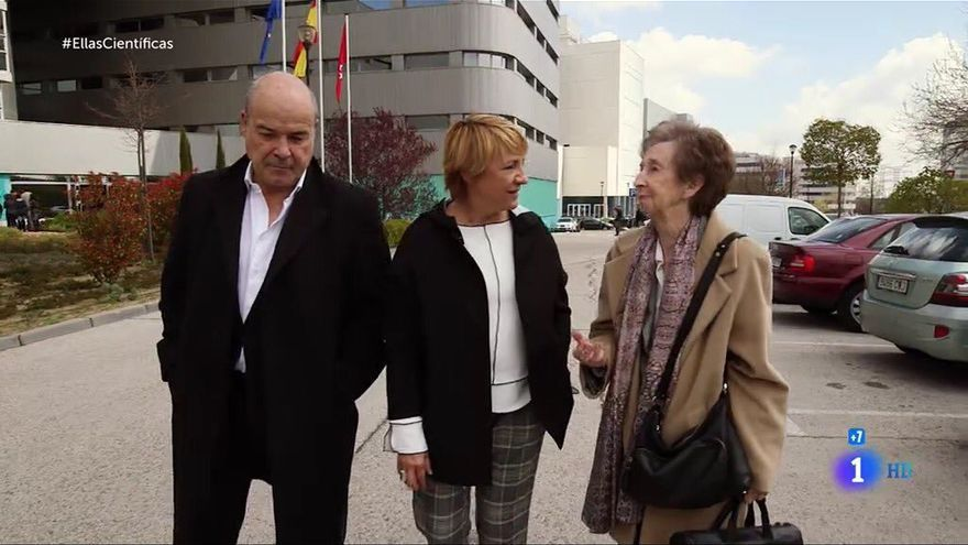 Ellas de Blanca Portillo en TVE
