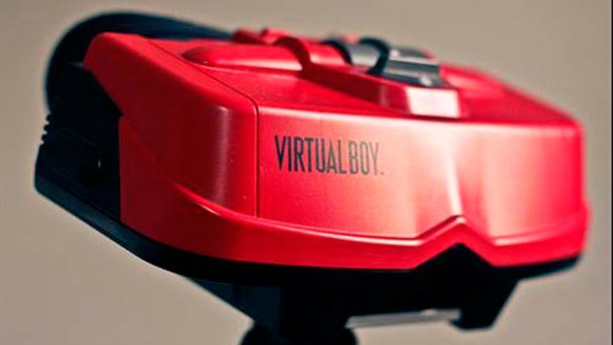 Realidad Virtual Nintendo