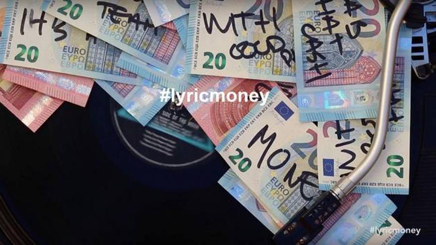 Proyecto #LyricMoney