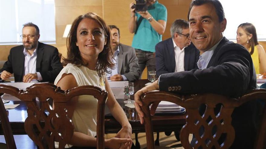 """Levy remarca que las negociaciones con C's van en dirección """"muy positiva"""""""