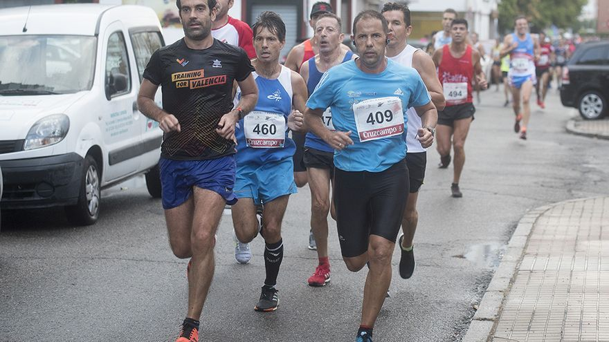 Carrera Popular de La Fuensanta 2019   TONI BLANCO