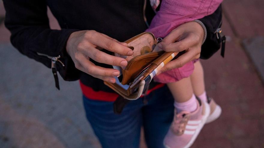 Fotografía ilustrativa del informe de Save The Children sobre pobreza infantil en España.