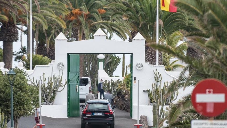 Pedro Sánchez llega a Lanzarote para pasar unos días de descanso