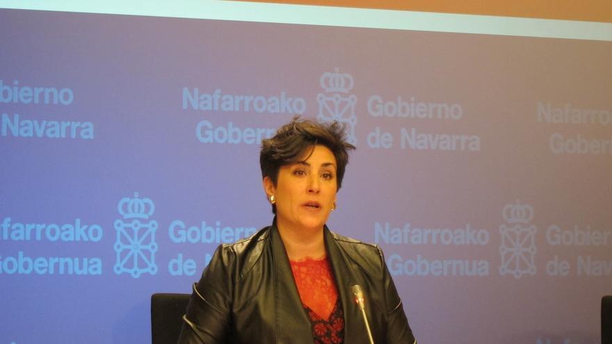 """Solana destaca que Navarra está """"a la cabeza"""" en escolarización de alumnado con necesidades especiales"""