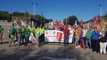 Los sindicatos exigen a la Administración medidas urgentes contra los impagos de la concesionaria OMBUDS Seguridad