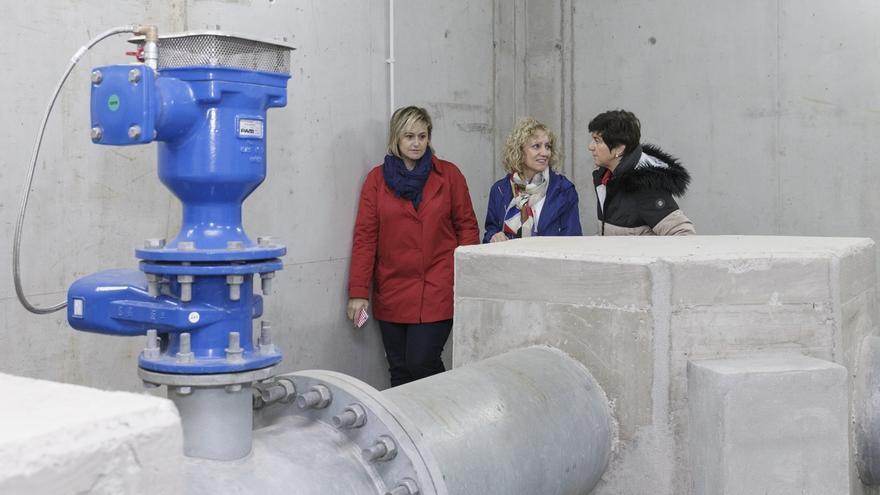 Cantabria completa la Autovía del Agua, una tubería de 145 kilómetros  desde Unquera a Castro