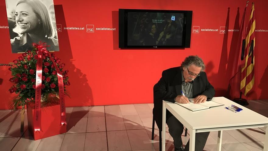 """Tardà (ERC) agradece la """"capacidad dialogante"""" de Carme Chacón"""