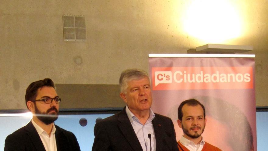 """Matías Alonso (C's) señala que las circunscripciones pequeñas serán """"fundamentales"""" en el resultado"""
