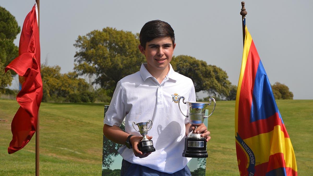 El madrileño Sergio Jiménez, campeón del Nacional Sub 18
