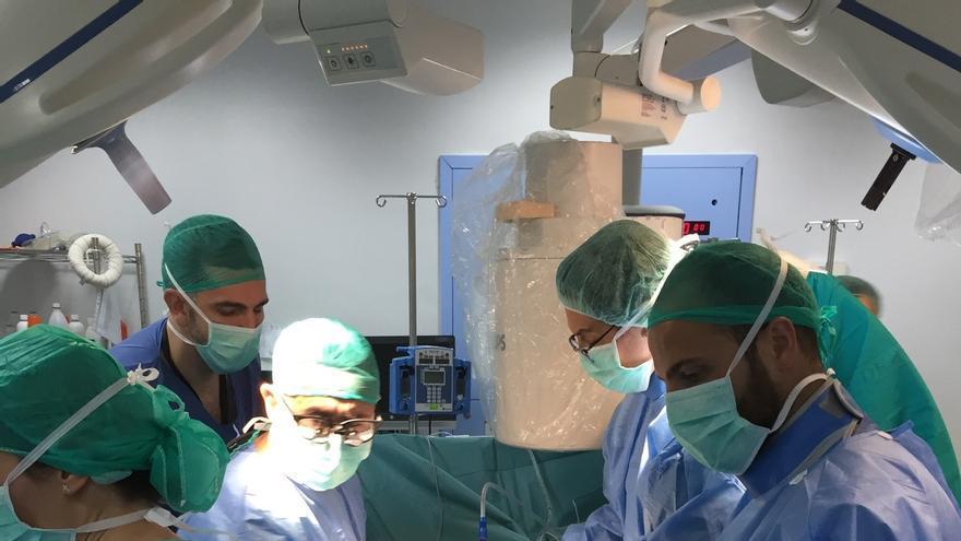 El Hospital San Juan de Dios registra una nueva donación multiorgánica que beneficia a cuatro pacientes