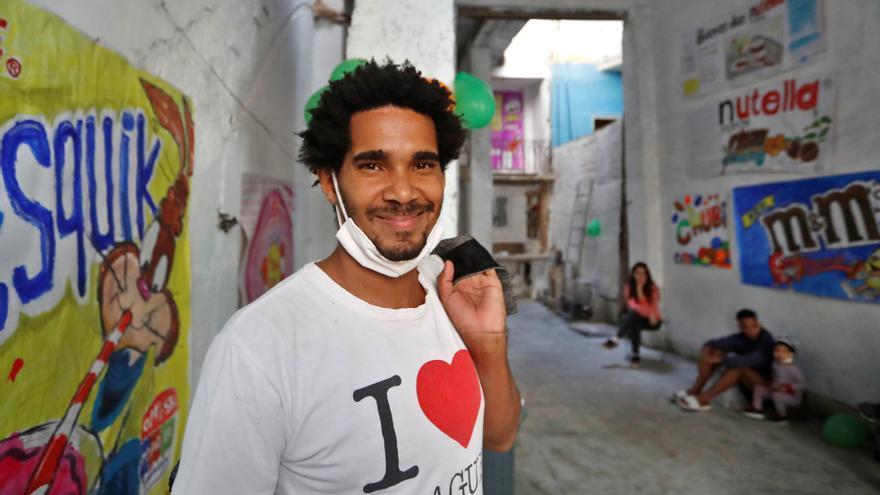 La ONG Archivo Cuba, alarmada por la salud del artista opositor Otero