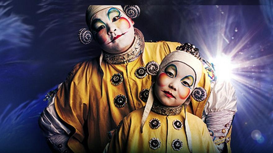 Cirque Du Soleil - Payasos