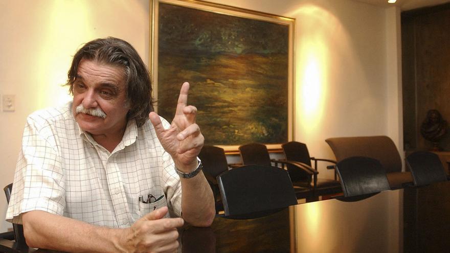 Horacio González.