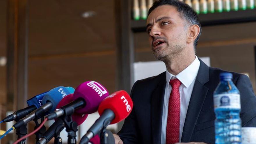 El portavoz de la Comisión Europea en España, Ioannis Virvilis.