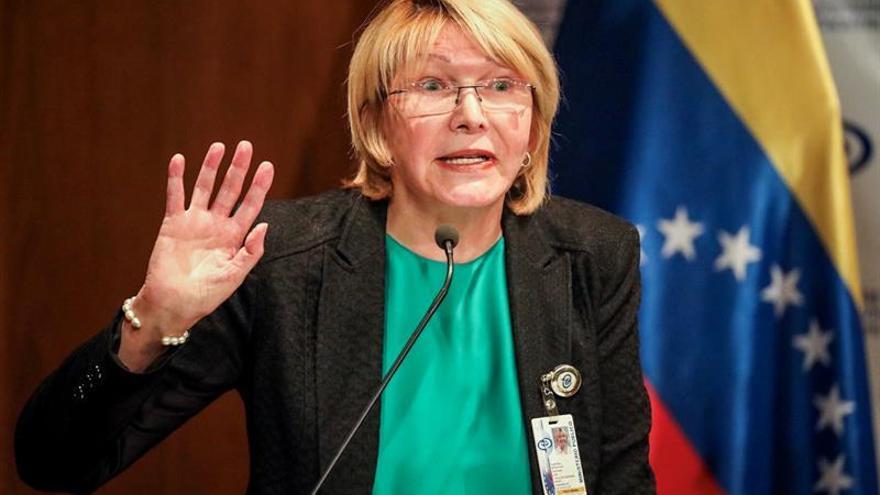 Fiscal venezolana recusa a los magistrados del Supremo previo a su enjuiciamiento