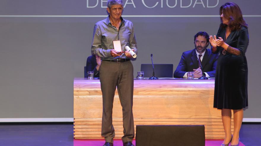 Pablo Moreno Hernández, Medalla al Mérito Deportivo de Telde
