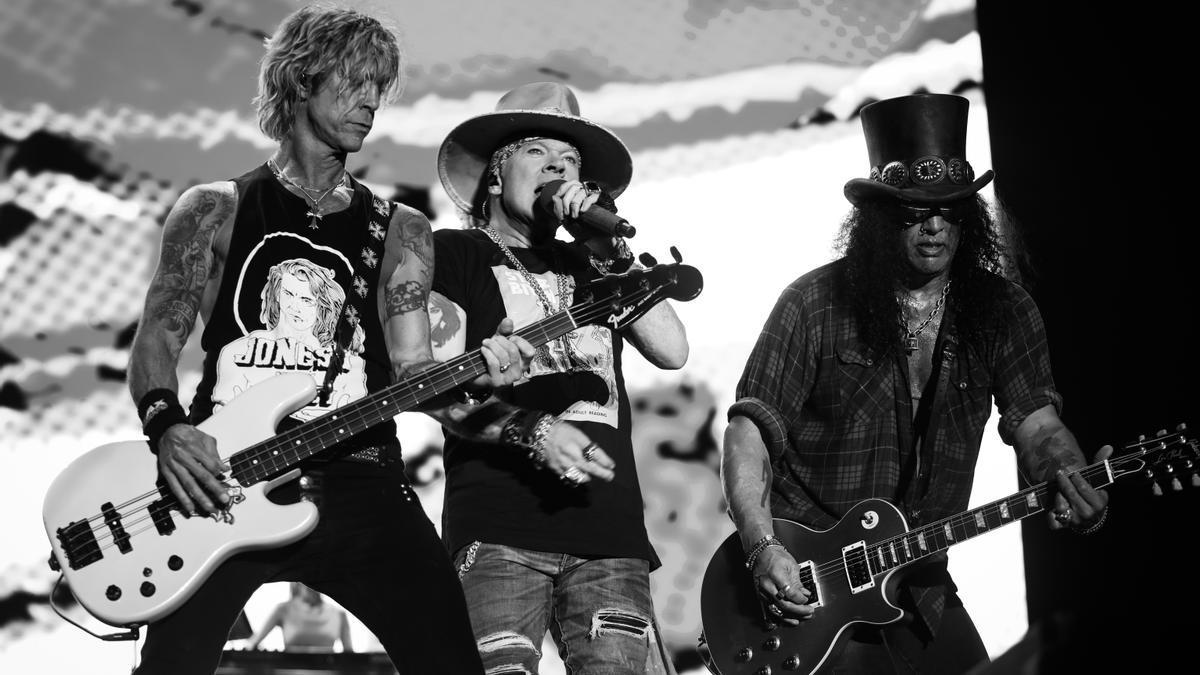 Slash y Axl Rose ya le habían dado pistas a sus fans sobre el tema.