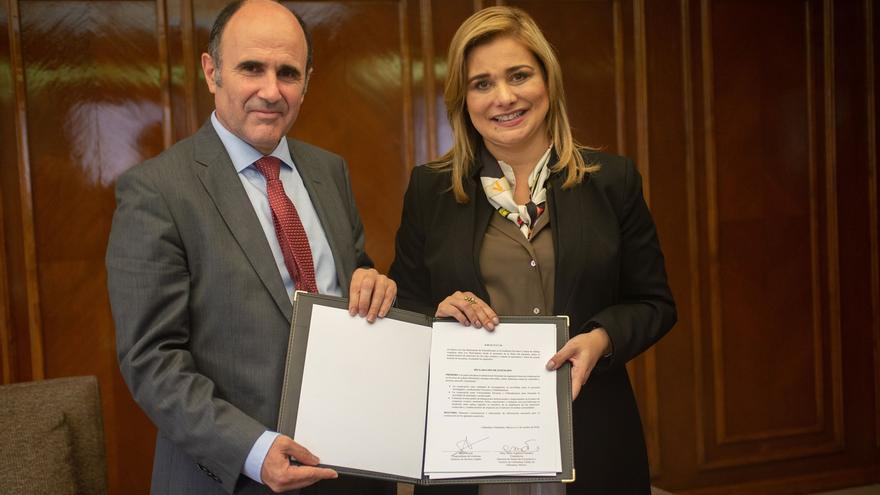 El Gobierno de Navarra firma acuerdos con el estado y la ciudad de Chihuahua para cooperar en sectores estratégicos