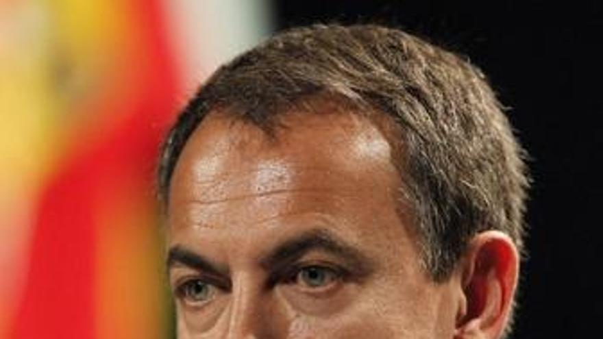 Zapatero da una RDP en la cumbre del G 20 en Londres