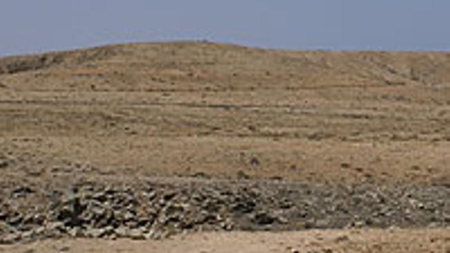 La montañeta de Tebeto.