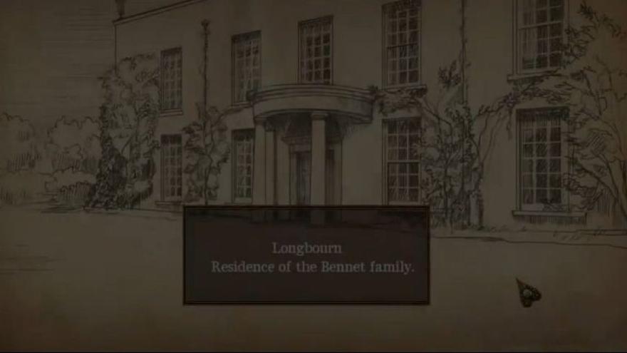 Jane Austen's Rogues & Romance (Legacy Games & BBC, 2012)
