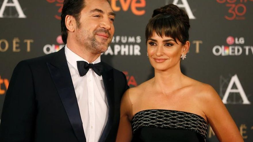Bardem, Cruz, Jennifer Lawrence y Clooney, estrellas de la Mostra veneciana