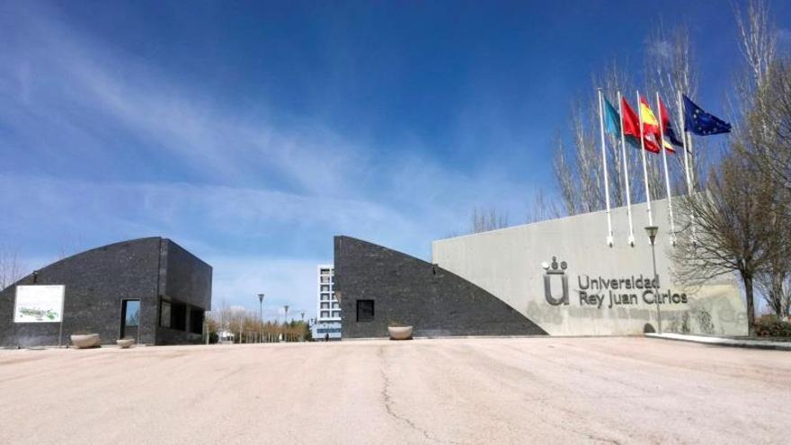 Uno de los campus de la URJC, en Madrid.