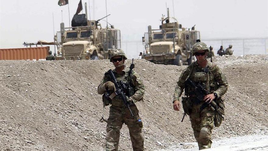 Mueren dos soldados de EE.UU. en el ataque a un convoy de la OTAN en Afganistán