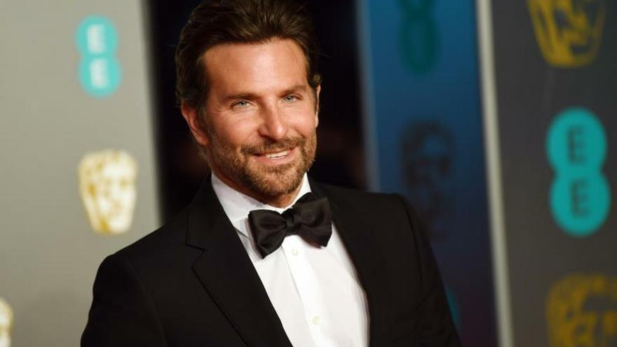 En la imagen, el actor estadounidense Bradley Cooper.