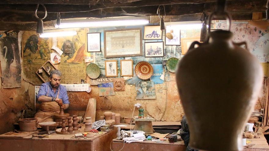 La Casa del Alfarero, un alojamiento temático único dedicado a la alfarería