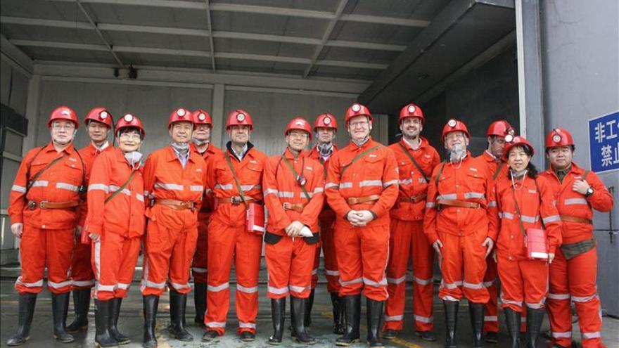 Al menos 13 mineros muertos en el incendio de una mina en el noreste de China
