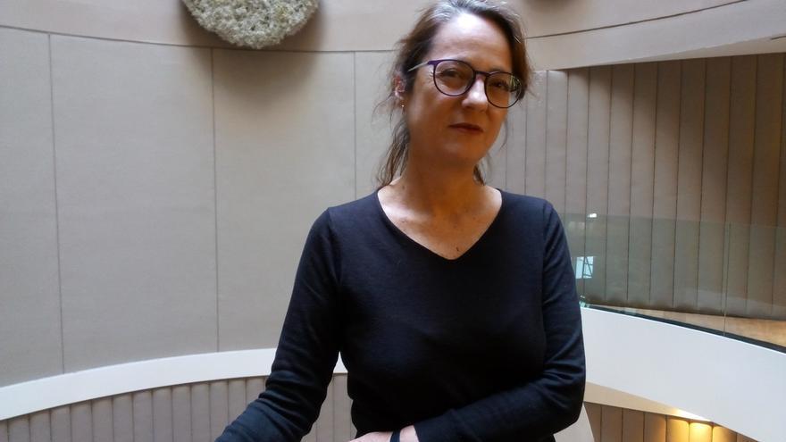 Marta Sanz clausura este jueves en CaixaForum el ciclo de conferencias 'Retratos y ficciones literarias'