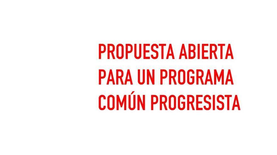 Portada del documento de las 370 medidas propuestas por el PSOE.