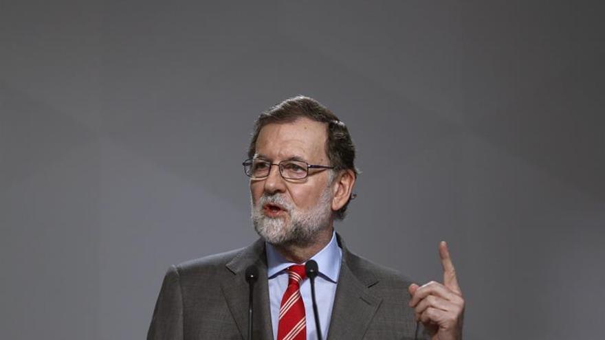 Rajoy condena el atentado de Manchester y expresa sus condolencias por las víctimas