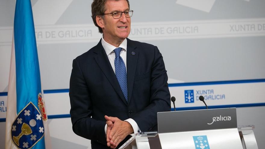 """Feijóo mantiene que las elecciones gallegas serán """"en otoño"""" y dice que no ha decidido """"qué domingo"""""""