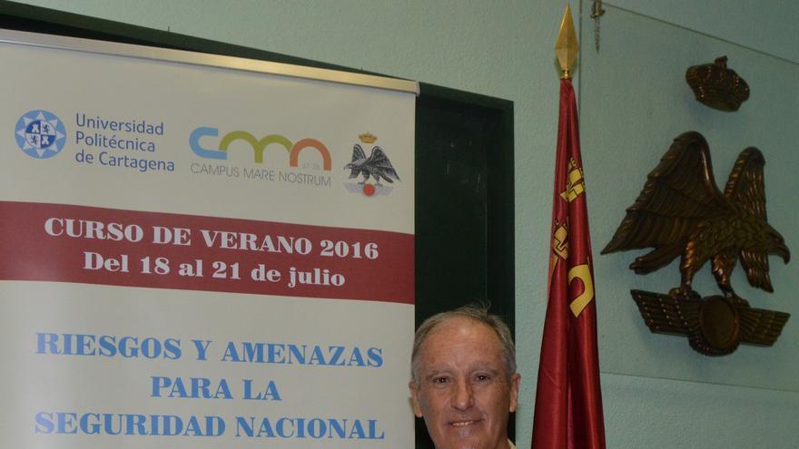 Alberto Asarta, general de División en la reserva, exjefe de la FINUL