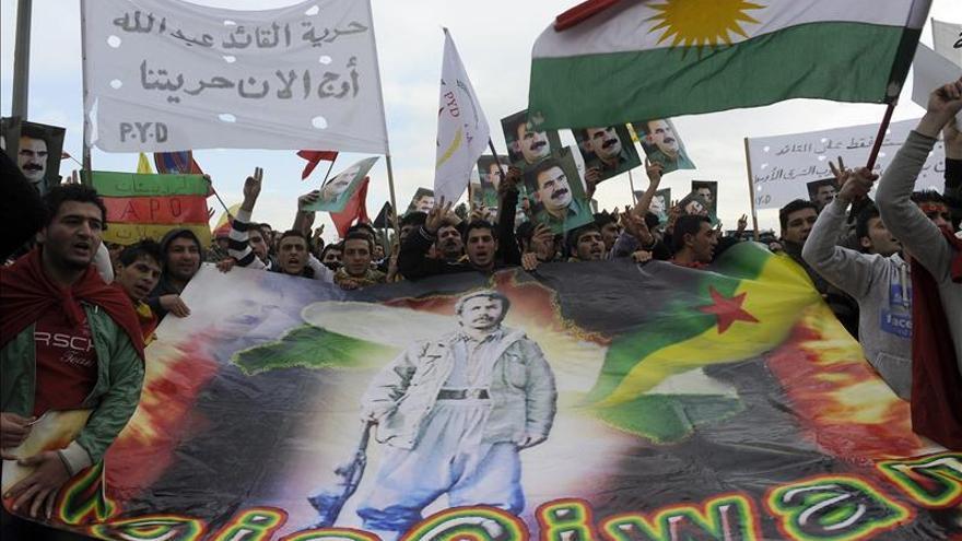 Ocalan, líder del PKK, considera que no hay avances en el proceso de paz