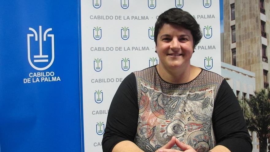 Ascensión Rodríguez es consejera de Juventud y Deportes.