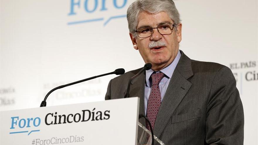 España trabaja para alcanzar un acuerdo con Colombia en el caso de Electricaribe