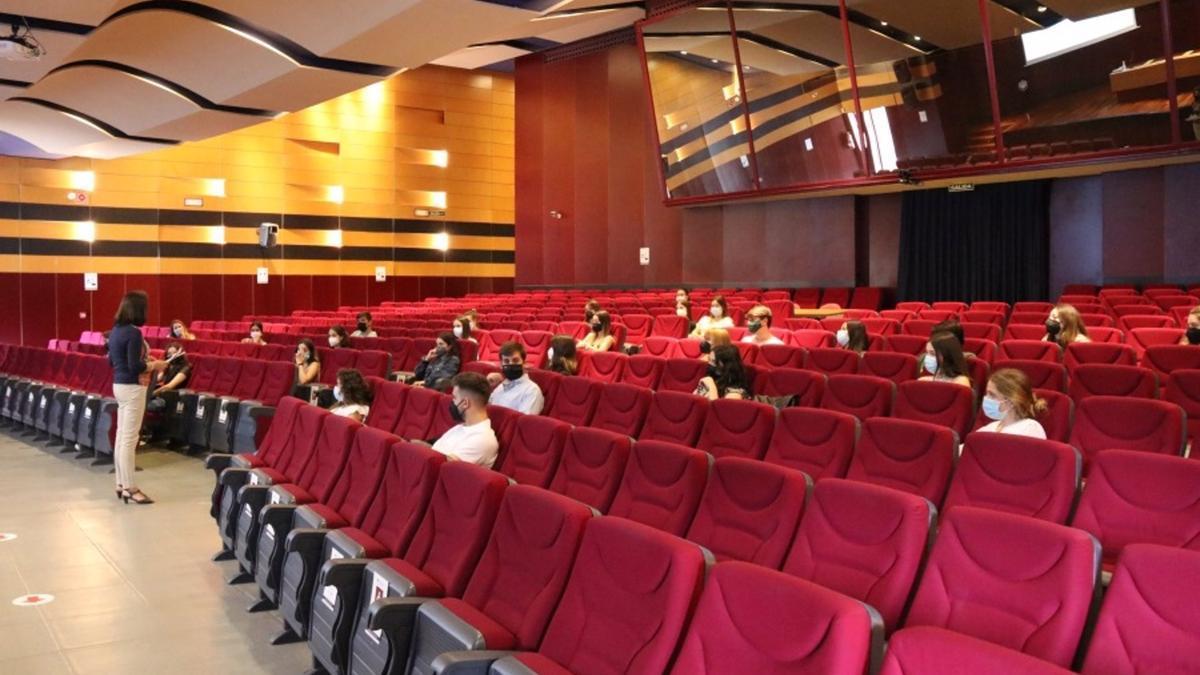 Reunión de alumnos Erasmus de la UCO.