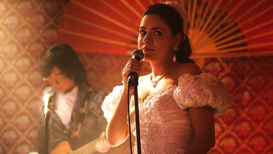 Ana Arias en 'Cuéntame cómo pasó'