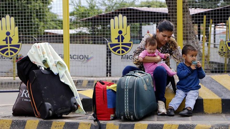 Cúcuta, un oasis para los venezolanos antes de las presidenciales en su país